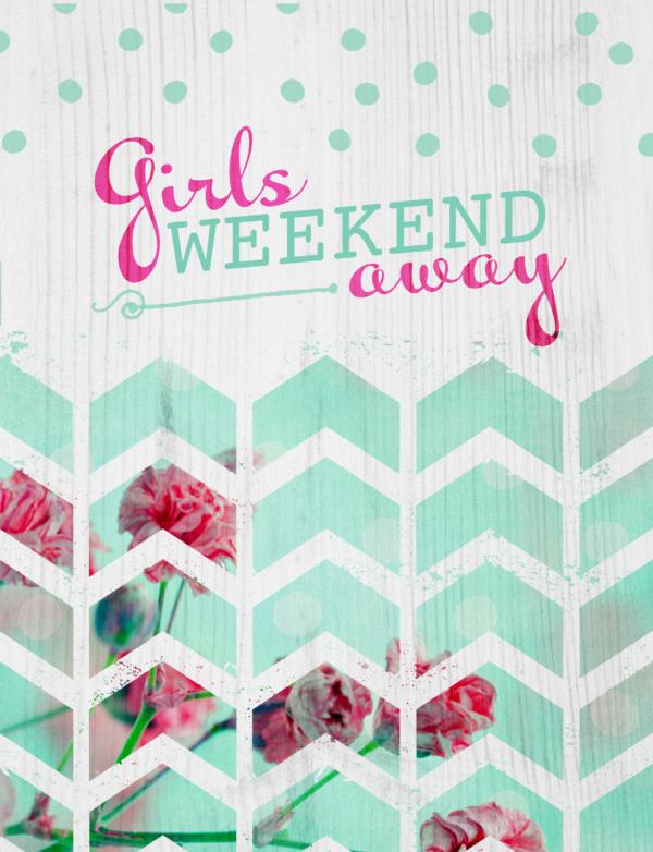 """Venture Christian """"Girls Weekend Away"""" Final"""