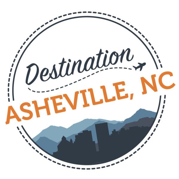 Destination Asheville Logo Full Color - Erica Zoller Creative